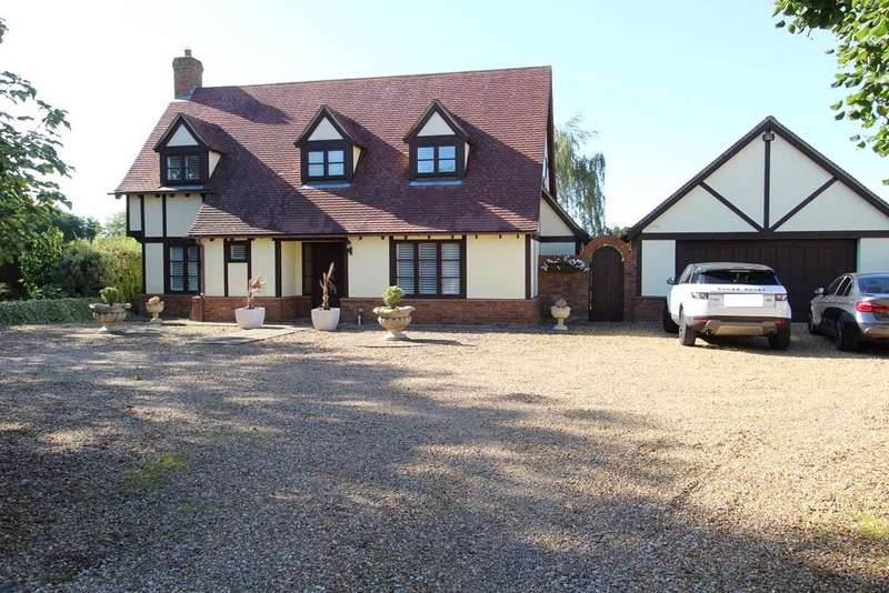 3 Bedrooms Detached House for sale in Everton Road, Potton SG19