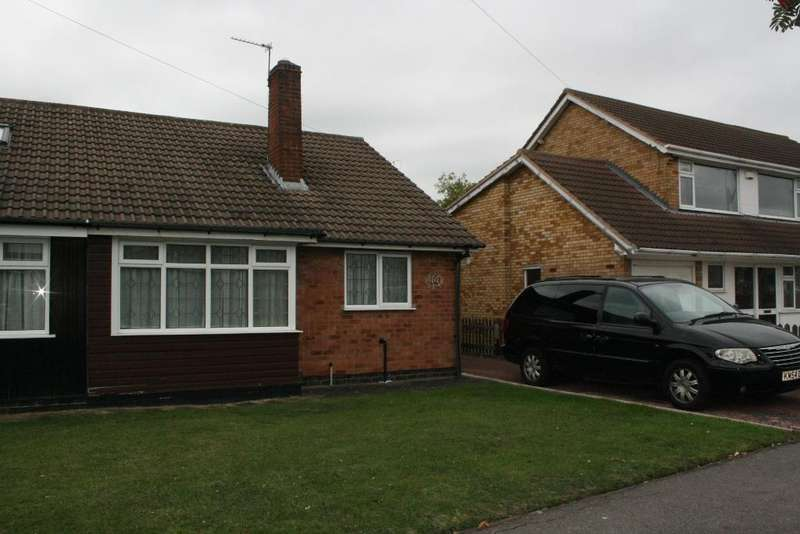2 Bedrooms Semi Detached House for sale in Ash Tree Road, Leicester, LE2 5TB
