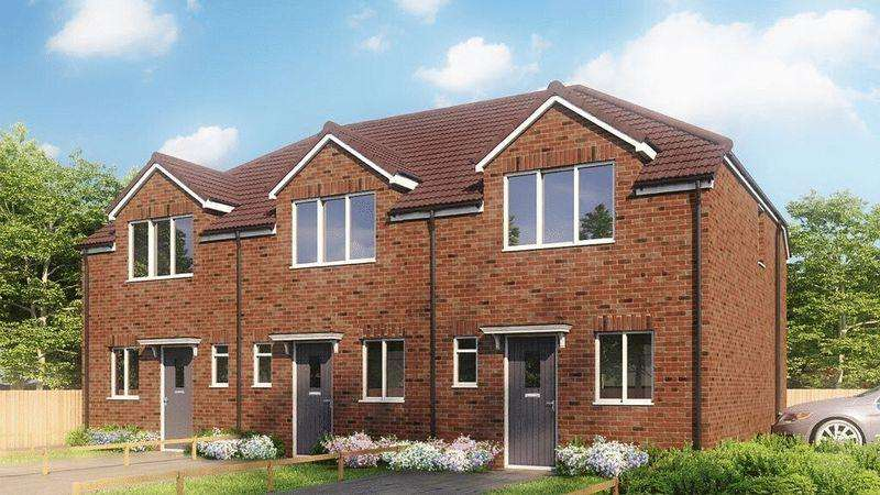 2 Bedrooms Terraced House for sale in Birchs Close, Hockliffe, Leighton Buzzard