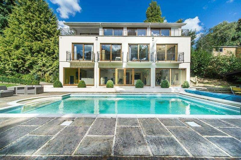 5 Bedrooms Detached House for sale in Birchwood Avenue, Tunbridge Wells