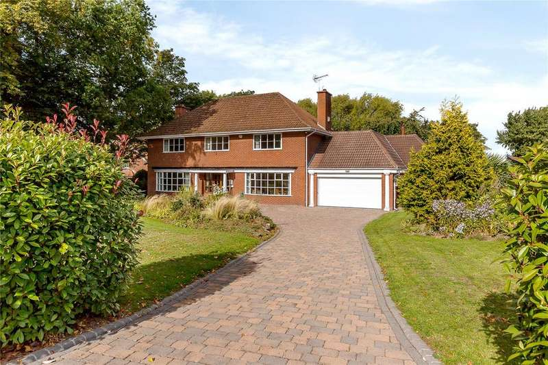 5 Bedrooms Detached House for sale in Blyth Hall, Blyth, Nottinghamshire, S81