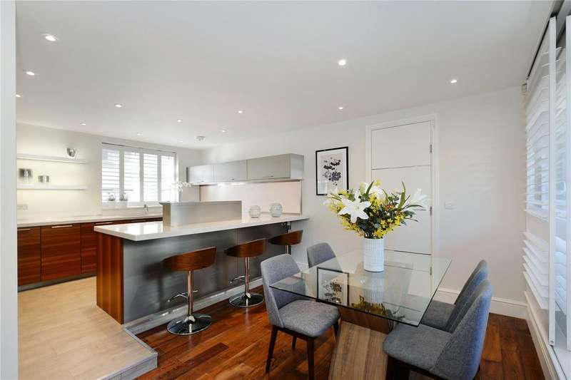4 Bedrooms House for sale in Chester Close North, Regent's Park, London, NW1