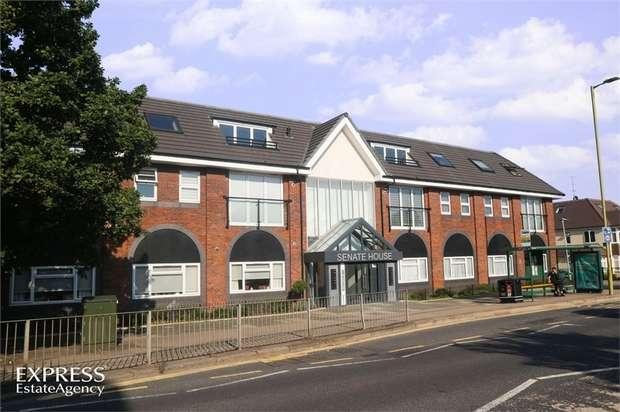 2 Bedrooms Flat for sale in 6-16 Southgate Road, Potters Bar, Hertfordshire