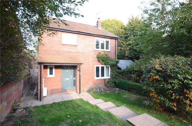 4 Bedrooms Detached House for sale in Valley Road, Burghfield Common, Reading