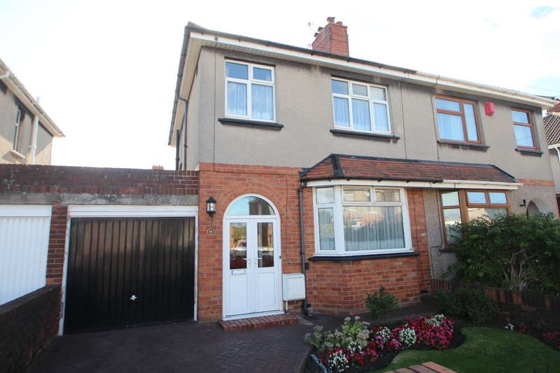3 Bedrooms Semi Detached House for sale in Northwick Road, Horfield, Bristol BS7 0UG