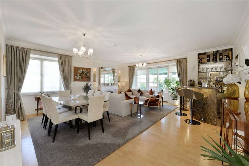 3 Bedrooms Flat for sale in St John's Wood Court, London, NW8