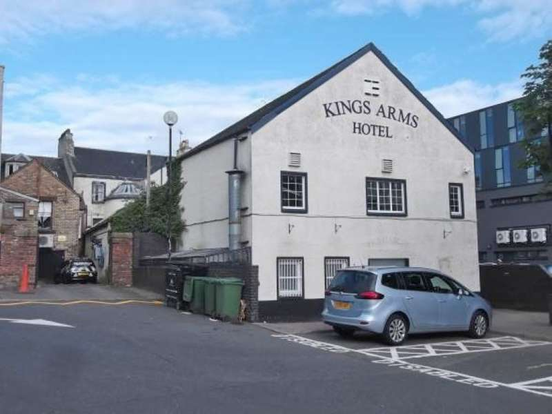 Hotel Commercial for sale in Kings Arms Hotel, 115, High Street, Irvine, North Ayrshire