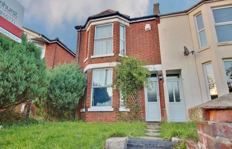 5 Bedrooms Semi Detached House for sale in Swaythling, Southampton