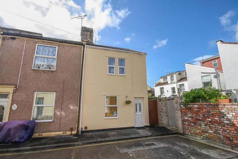 2 Bedrooms End Of Terrace House for sale in Dartmoor Street, Southville, Bristol, BS3 1HG