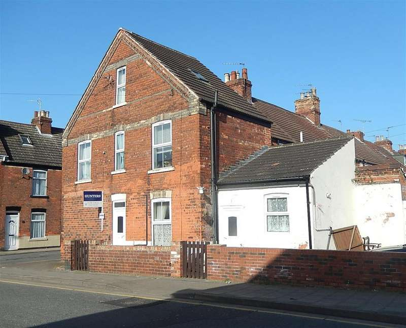 2 Bedrooms End Of Terrace House for sale in North Street, Gainsborough