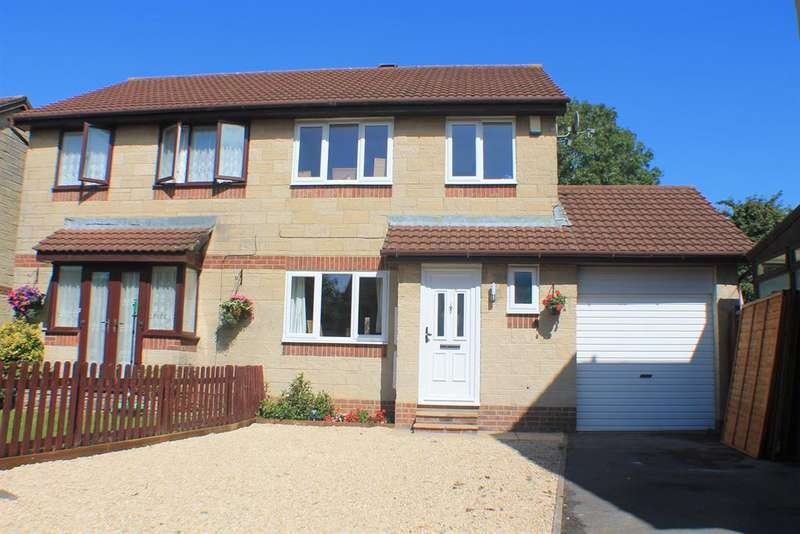 3 Bedrooms Semi Detached House for sale in Woodmill, , Yatton, North Somerset