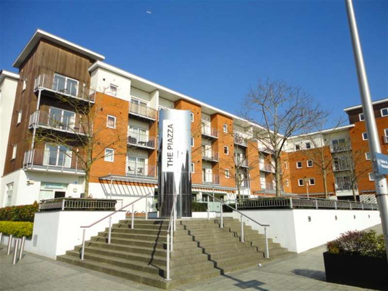 1 Bedroom Flat for sale in Merrick House, Whale Avenue, Kennet Island, Reading, RG2 0GX