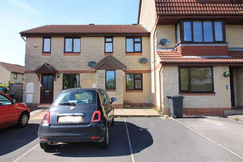 2 Bedrooms Terraced House for sale in Horsecastle Close, , Yatton, North Somerset