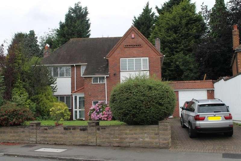 3 Bedrooms Detached House for sale in Wood Lane, Handsworth Wood, Birmingham, B20 2AA