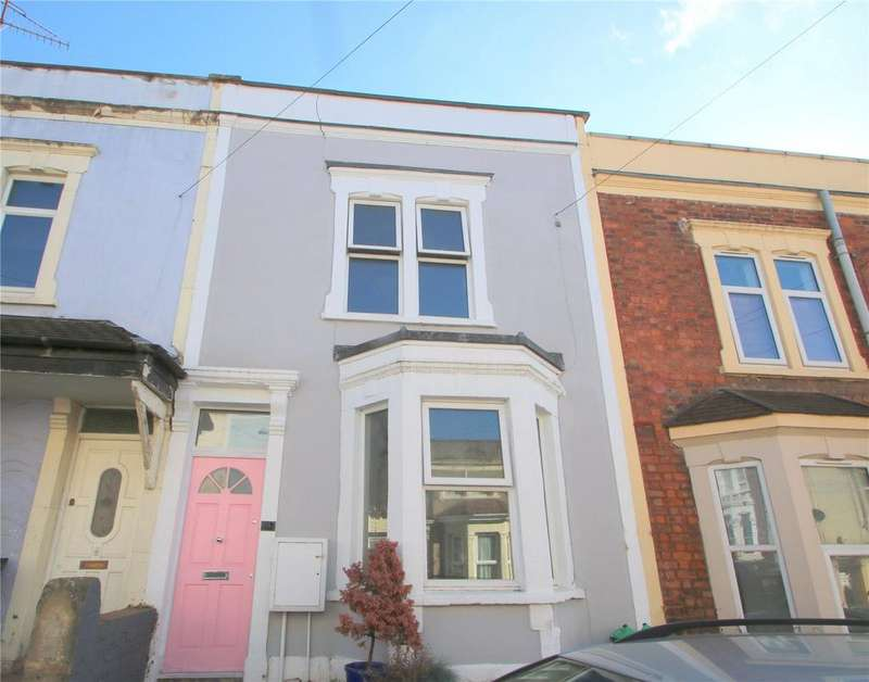 2 Bedrooms Terraced House for sale in Fraser Street, Windmill Hill, BRISTOL, BS3