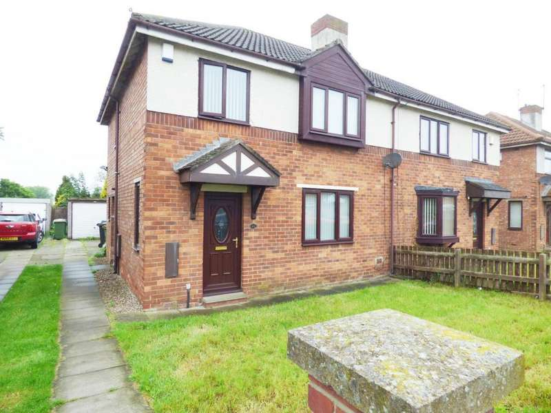 3 Bedrooms Semi Detached House for sale in Attlee Road, Grangetown, Middlesbrough, TS6