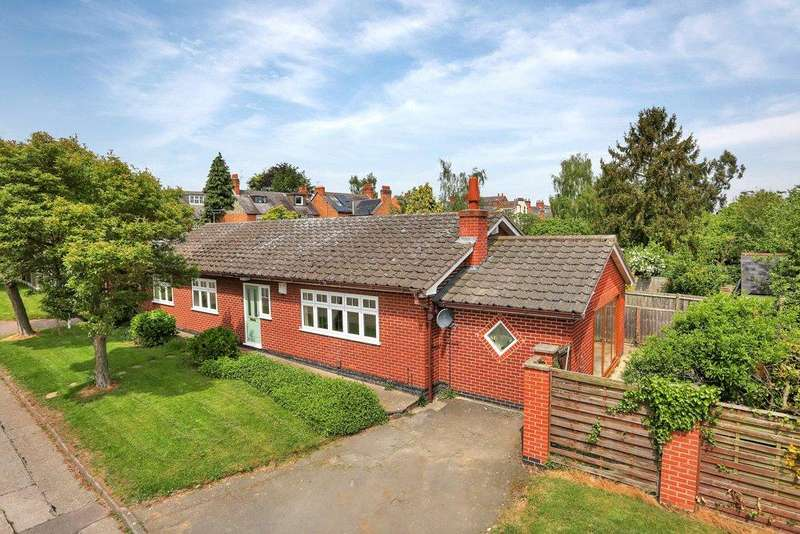 3 Bedrooms Detached Bungalow for sale in Sandham Bridge Road, Cropston, Leicestershire