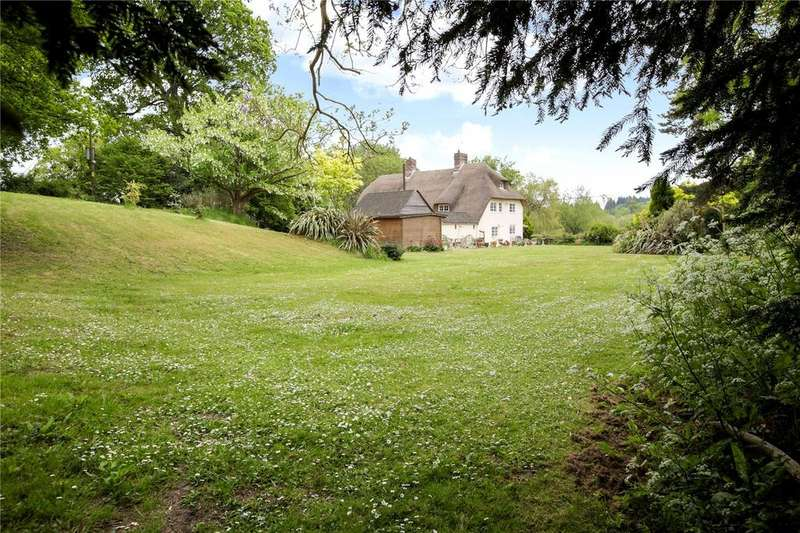 5 Bedrooms Detached House for sale in Turnerspuddle, Dorchester, Dorset, DT2