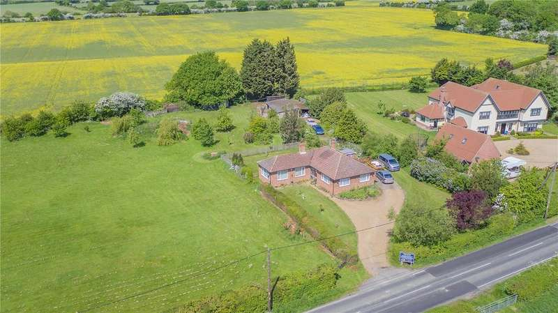 Plot Commercial for sale in Maypole Road, Wickham Bishops, Witham, Essex, CM8