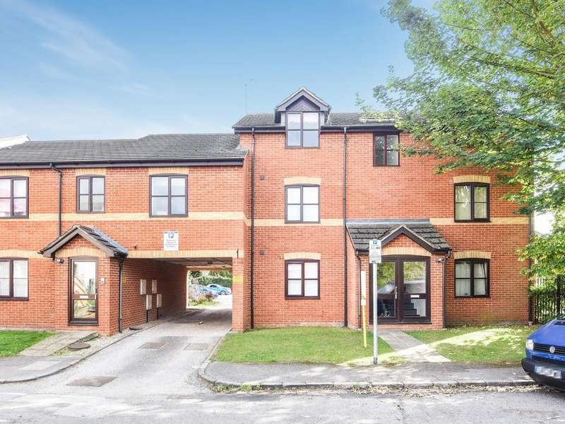 1 Bedroom Apartment Flat for sale in Icarus Court, Sun Street, Reading, RG1