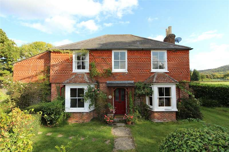 4 Bedrooms Detached House for sale in The Street, Graffham
