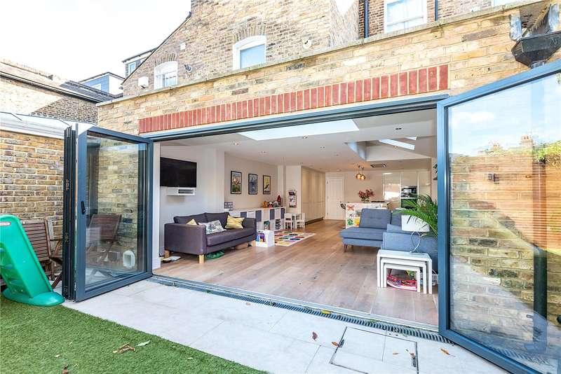 5 Bedrooms Terraced House for sale in Gosberton Road, London, SW12