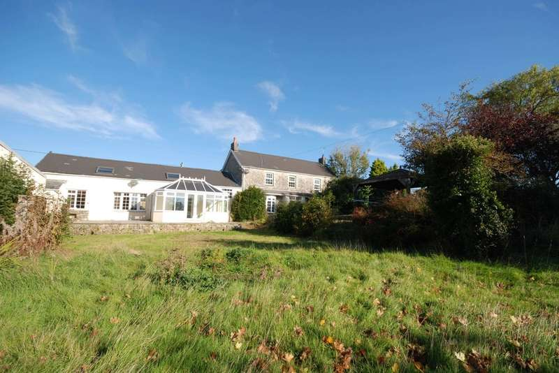 5 Bedrooms Detached House for sale in Bonvilston, Vale of Glamorgan, CF5 6TR