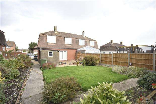 3 Bedrooms Semi Detached House for sale in Wyatt Avenue, Bishopsworth, Bristol, BS13 8HW