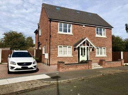 5 Bedrooms Detached House for sale in Quincey Drive, Birmingham, West Midlands
