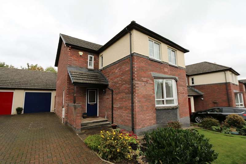 4 Bedrooms Detached House for sale in Rivington Park, Appleby-in-Westmorland, Cumbria, CA16 6HU