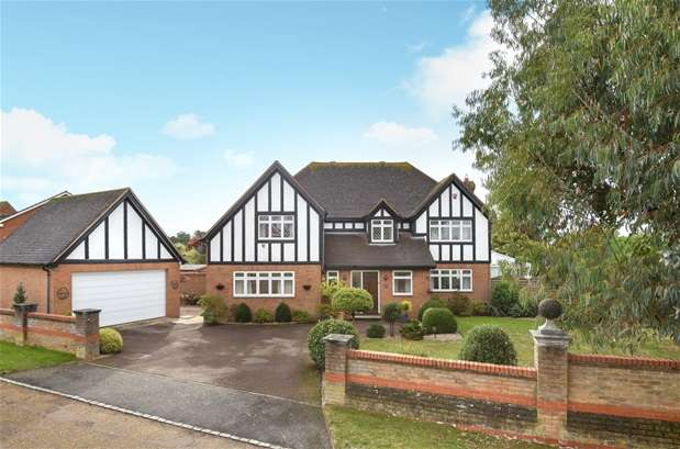 4 Bedrooms Detached House for sale in Hampden Court, Biddenham