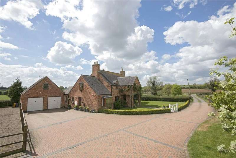5 Bedrooms Farm House Character Property for sale in Heath Lane, Brinklow, Rugby, Warwickshire, CV23