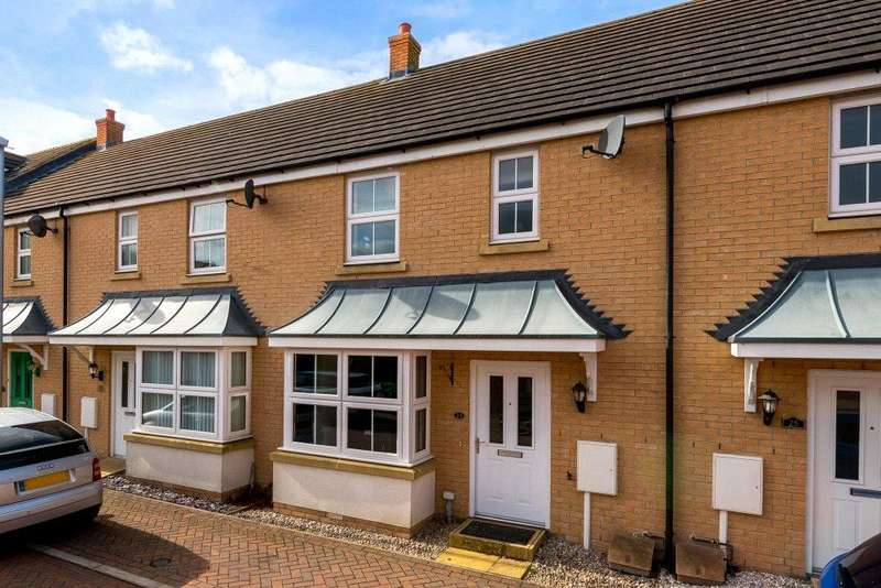 3 Bedrooms Terraced House for sale in Stroud Close, Bourne, PE10