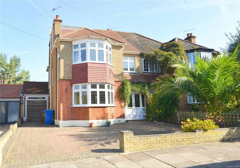 4 Bedrooms Semi Detached House for sale in Dovedale Road, East Dulwich, London, SE22