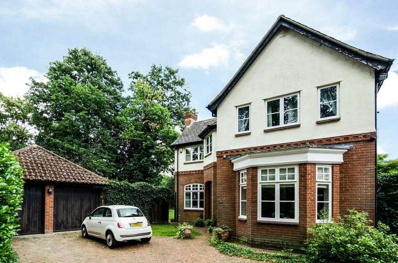 4 Bedrooms Detached House for sale in Rowanwood Avenue, Sidcup, DA15 8WN