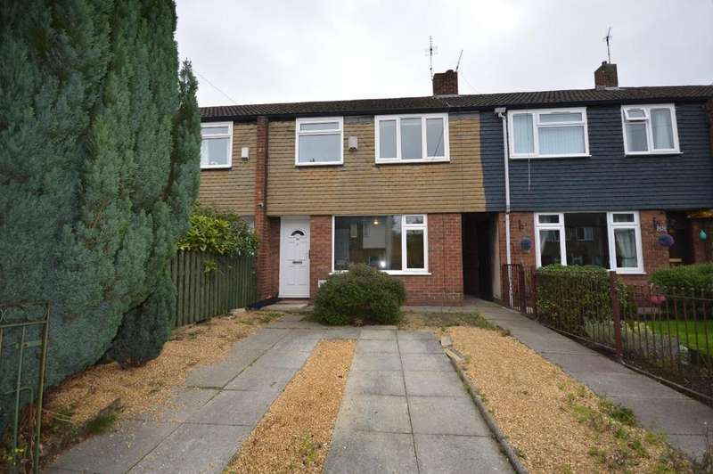 3 Bedrooms Terraced House for sale in Black Brook Road, Stockport