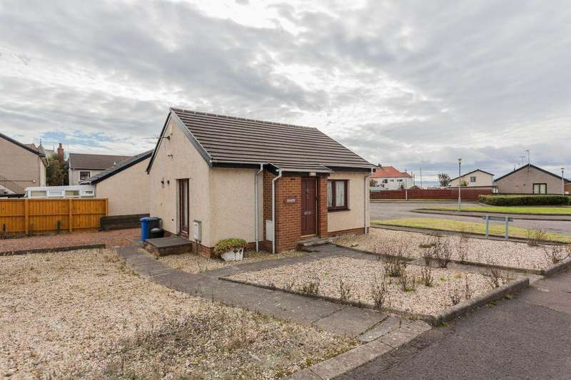 1 Bedroom Detached Bungalow for sale in 12 Keir Hardie Drive, Ardrossan, KA22 8PA