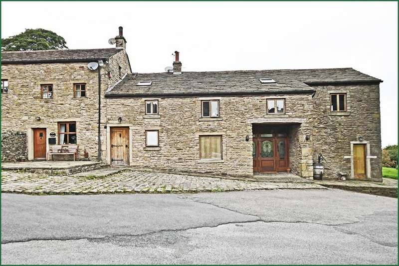 5 Bedrooms Barn Conversion Character Property for sale in Moorside Farm Quarry Cottage, Barnoldswick BB18