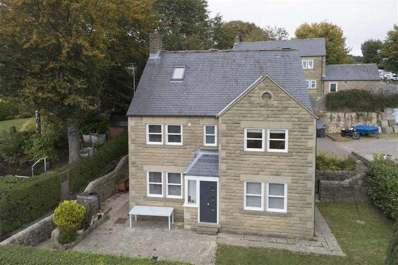 5 Bedrooms Detached House for sale in 25, Cavendish Road, Matlock, Derbyshire, DE4