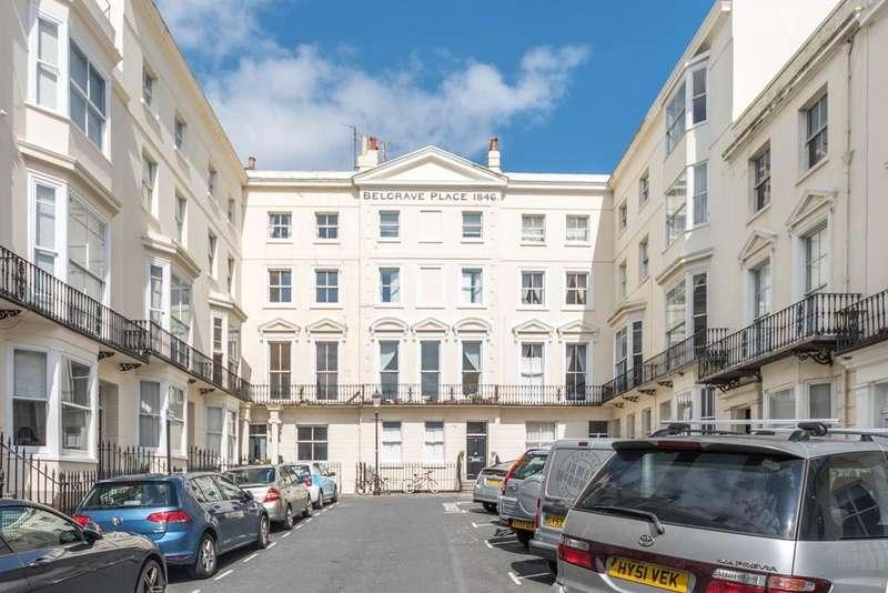 3 Bedrooms Maisonette Flat for sale in Belgrave Place , Brighton , BN2