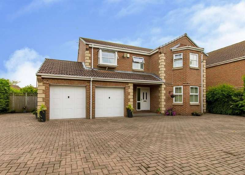 5 Bedrooms Detached House for sale in Mulberry Court, Misson