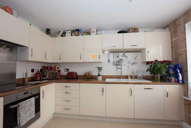 3 Bedrooms End Of Terrace House for sale in Sansome Drive , Hinckley