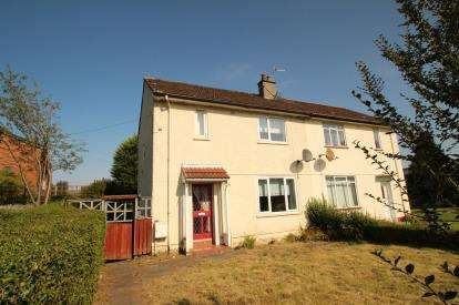3 Bedrooms Semi Detached House for sale in Quarryknowe Street, Faifley