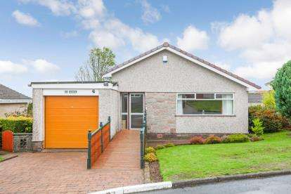 3 Bedrooms Bungalow for sale in De Morville Place, Beith