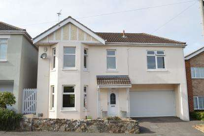 5 Bedrooms Detached House for sale in Northbourne, Bournemouth, Dorset