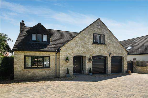 5 Bedrooms Detached House for sale in Timsbury Road, High Littleton, BRISTOL, BS39 6HL