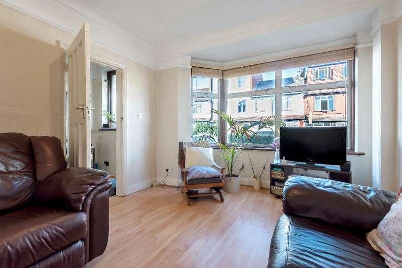 3 Bedrooms Terraced House for sale in Elm Park Avenue, LONDON, N15 6UY