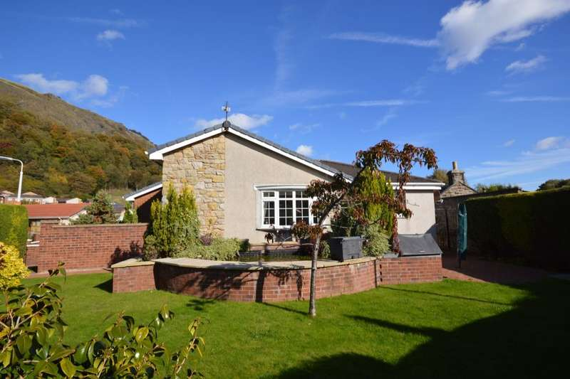 3 Bedrooms Detached Bungalow for sale in Fleming Way, Burntisland, KY3