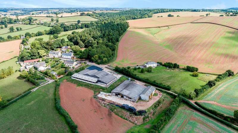 Farm Commercial for sale in Lot 2 - Buildings Land At Creedy, Lower Creedy, Crediton, Devon