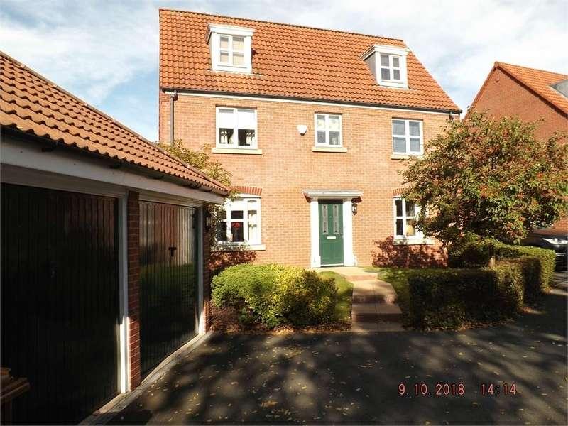 5 Bedrooms Detached House for sale in Mcellen Road, Abram, WIGAN, Lancashire